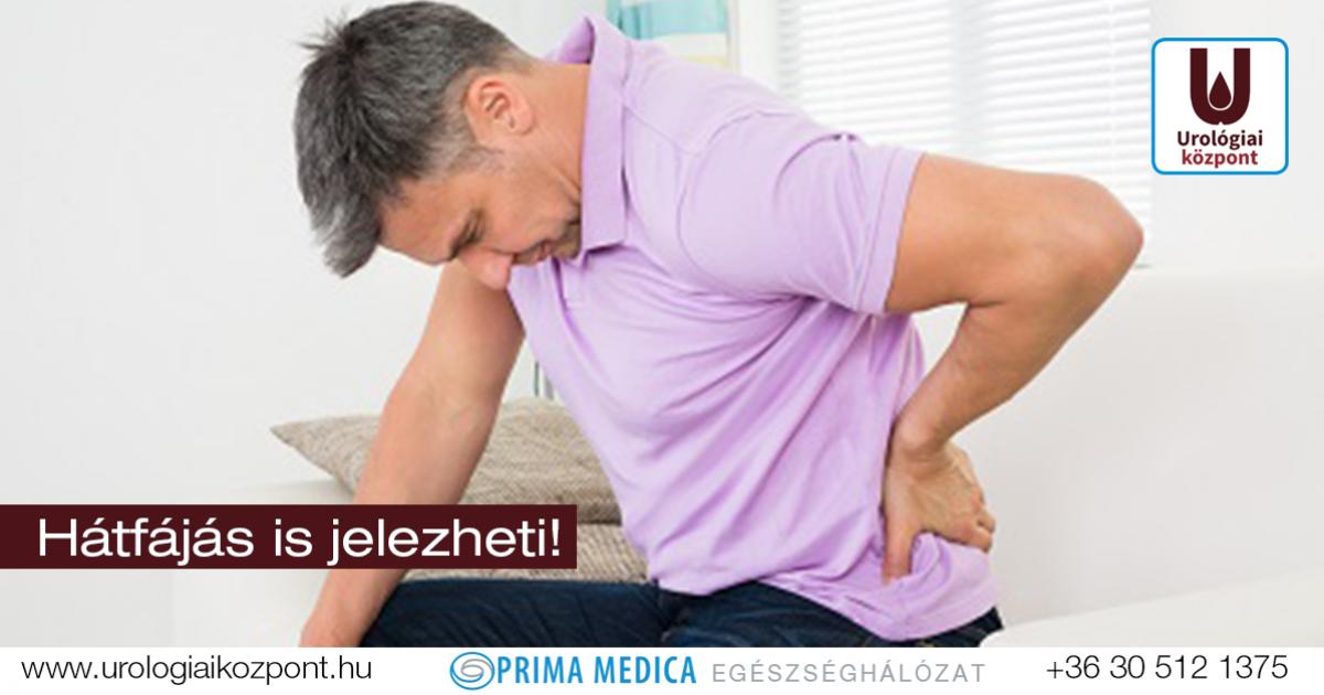 A férfiaknál a fájdalom és a nehézség a hólyagban: mi az oka?